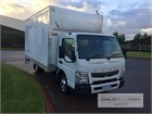 2014 Fuso Canter 515 Wide Pantech
