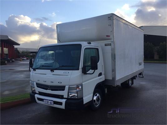 2014 Fuso Canter 515 Wide - Truckworld.com.au - Trucks for Sale