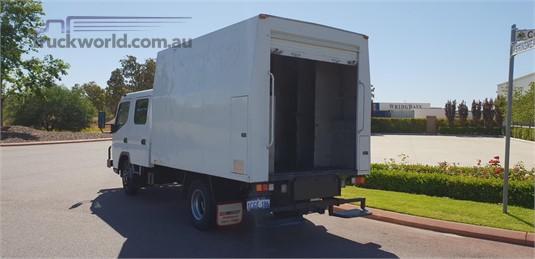 2006 Fuso Canter 815 Wide - Truckworld.com.au - Trucks for Sale
