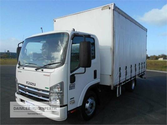 2012 Isuzu NPR 250 Daimler Trucks Perth - Trucks for Sale