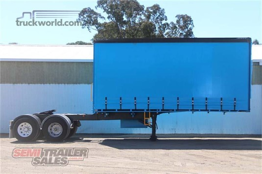 2010 Topstart Curtainsider A Trailer Semi Trailer Sales - Trailers for Sale