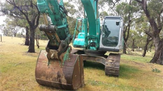 2007 Kobelco SK250 Hume Highway Truck Sales - Heavy Machinery for Sale