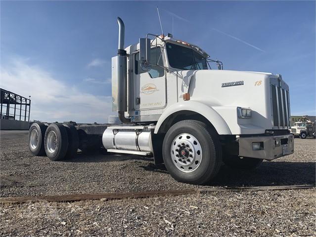2001 KENWORTH T800 For Sale In Gardnerville, Nevada