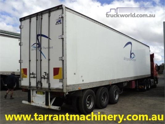1996 Maxi Cube Refrigerated Trailer Trailers for Sale