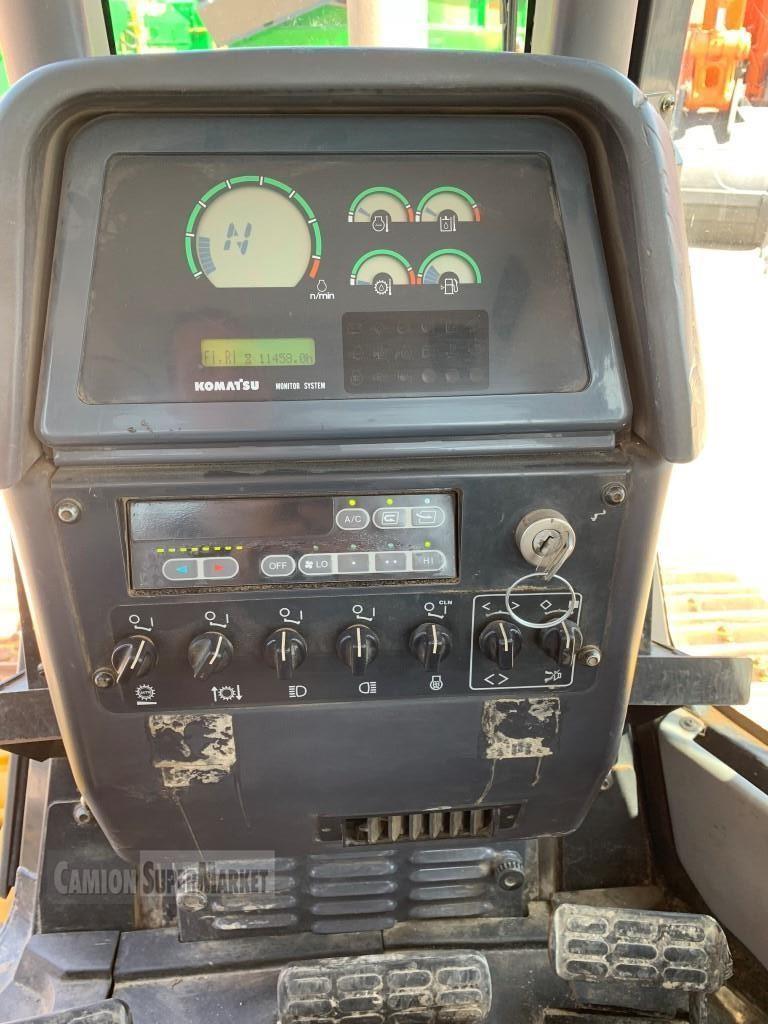 Komatsu D61EX-15E0 Usato 2008