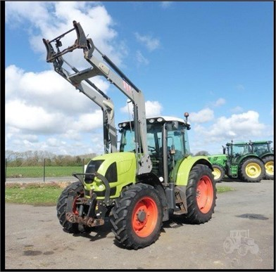 CLAAS 100 HP To 174 HP Tractors For Sale - 104 Listings