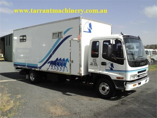 2000 Isuzu FRR 500 Long - Trucks for Sale