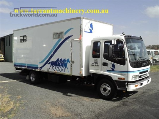2000 Isuzu FRR 500 Long - Trucks for Sale