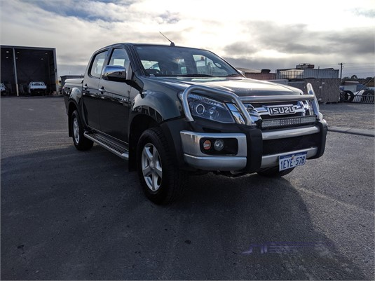 2015 Isuzu UTE D-Max 4x4 LS-U Auto - Light Commercial for Sale
