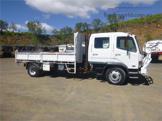 2001 Mitsubishi FK600 Trucks for Sale