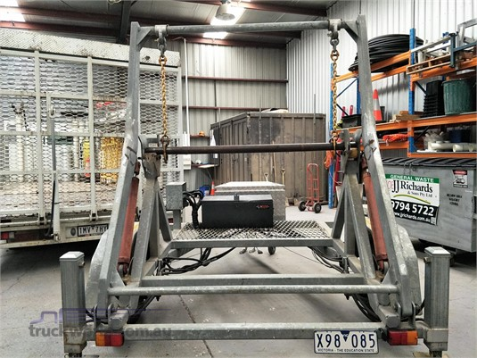2010 Unknown Cable Drum Trailer - Trailers for Sale