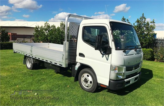 2018 Fuso Canter 515 Wide - Trucks for Sale