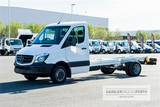 2018 Mercedes Benz Sprinter Daimler Trucks Perth - Light Commercial for Sale