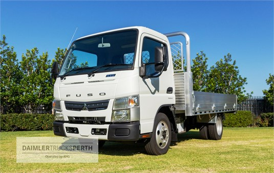 2019 Fuso Canter 515 City Cab Daimler Trucks Perth - Trucks for Sale