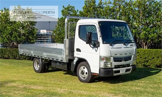2019 Fuso Canter 515 City Cab Daimler Trucks Perth - Trucks for Sale