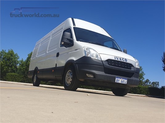 2015 Iveco Daily 35s15 Light Commercial for Sale