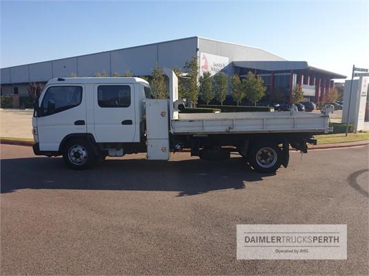 2012 Fuso Canter 815 Wide Crew Cab Daimler Trucks Perth - Trucks for Sale