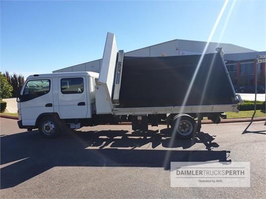 2012 Fuso Canter 815 Wide Daimler Trucks Perth - Trucks for Sale