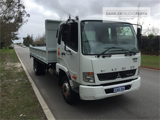 2013 Fuso Fighter 1224 Daimler Trucks Perth - Trucks for Sale
