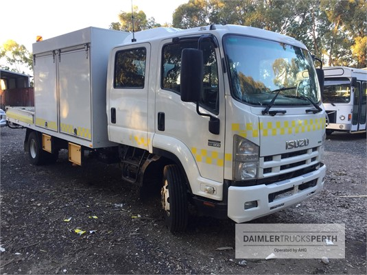 2011 Isuzu FRR 500 Daimler Trucks Perth - Trucks for Sale