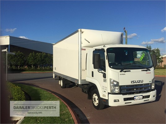 2012 Isuzu FRR 600 Daimler Trucks Perth - Trucks for Sale