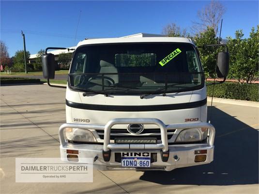 2010 Hino 300 Series 616 Daimler Trucks Perth - Trucks for Sale