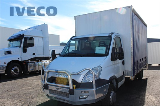 2012 Iveco Daily 70c21 Iveco Trucks Sales - Trucks for Sale