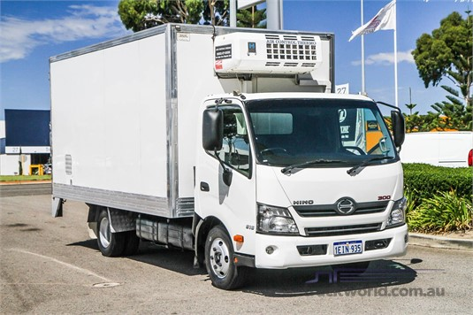 2013 Hino 300 Series 616 WA Hino - Trucks for Sale
