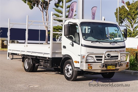 2011 Hino 300 Series 716 - Trucks for Sale