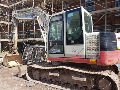 TAKEUCHI TB1140 For Sale - 16 Listings | MachineryTrader co
