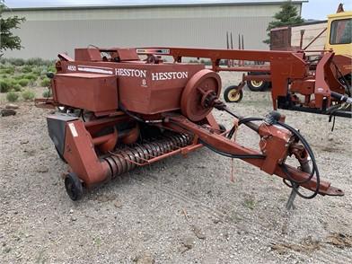 HESSTON Farm Equipment For Sale In Merrill, Oregon - 36