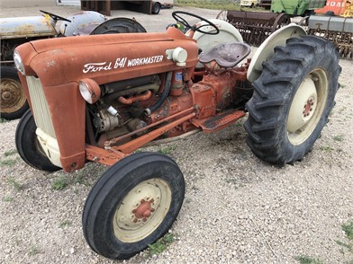 FORD 641 For Sale - 3 Listings   TractorHouse com - Page 1 of 1