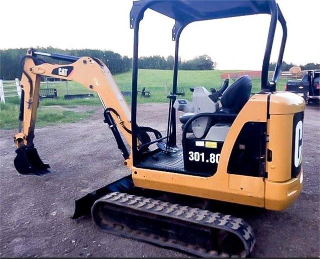 2012 CAT 301 8C For Sale In Spruce Grove, Alberta Canada