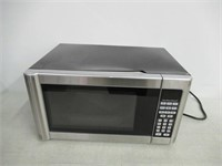 """As Is"" Hamilton Beach 1.1 cu.ft. Stainless Steel"