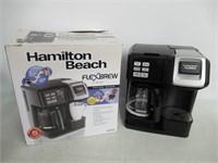 """Used"" Hamilton Beach Flex Brew 2-Way Coffee Maker"