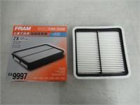 FRAM CA9997 Extra Guard Rigid Rectangular Panel