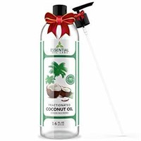 Fractionated Coconut Carrier Oil - 100% Pure and