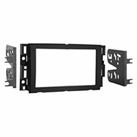 Metra 95-3305 Double DIN Installation Dash Kit for
