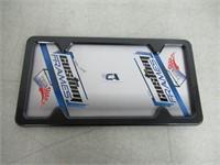 Custom Accessories 92820 Carbon Fiber License