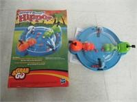 Hasbro Hungry Hungry Hippos Grab & Go