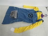 Female SP Minion Costume