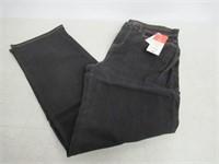 George Womens 8 Petite Straight Jeans