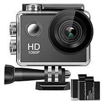 170degree Wide Angle Lens 4K Full HD 2 Inch LCD