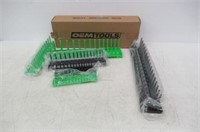 """""""As Is"""" OEMTOOLS 22233 6 Piece Socket Tray Set -"""