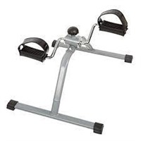 Wakeman Portable Fitness Pedal Stationary Under