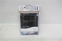 Indoor/Outdoor Thermo Hygro Thermometer-Hygrometer