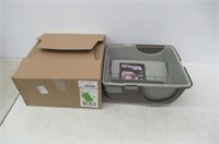 Omega Paw Roll N Clean Self Cleaning Litter Box,