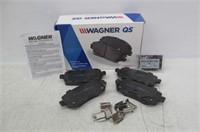 Wagner QuickStop ZD1326 Ceramic Disc Pad Set
