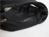 L SPACE Women's Medium Bikini Top, Black