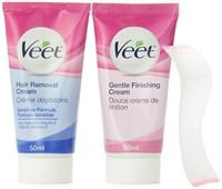 Veet Hair Removal Kit Aloe Vera & Vitamin E 2 x